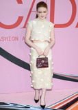 Kate Spade Photo - BROOKLYN NEW YORK CITY NEW YORK USA - JUNE 03 Actress Sadie Sink wearing a Kate Spade dress arrives at the 2019 CFDA Fashion Awards held at the Brooklyn Museum on June 3 2019 in Brooklyn New York City New York United States (Photo by Image Press Agency)
