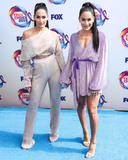 Brie Bella Photo - HERMOSA BEACH LOS ANGELES CALIFORNIA USA - AUGUST 11 Nikki Bella and Brie Bella of The Bella Twins arrive at FOXs Teen Choice Awards 2019 held at the Hermosa Beach Pier Plaza on August 11 2019 in Hermosa Beach Los Angeles California United States (Photo by Xavier CollinImage Press Agency)