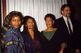 Alice Walker Photo - Alfre Woodard Alice Walker June Jordan Raul Julia Photo by Christopher Douglas-Globe Photos