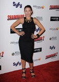 Kari Wuhrer Photo - Kari Wuhrer attending the Los Angeles Premiere of Sharknado 2 the Second One Held at the LA Live Regal Cinemas in Los Angeles California on August 21 2014 Photo by D Long- Globe Photos Inc