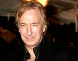 Alan Rickman Photo - November 2003 - New York - Alan Rickman Attend World Premiere of Movie Love Actually at the Ziegfeld Theatre Universal Pictures and Working Title Films Host the Event Photo Byanthony MooreGlobe Photos Inc 2003
