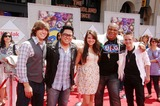Aaron Kelly Photo - Tim Urban Andrew Garcia Katie Stevens Michael Lynche and Aaron Kelly during the premiere of the new movie from Walt Disney Pictures and Pixar Animation Studios TOY STORY 3 held at the El Capitan Theatre on June 13 2010 in Los AngelesPhoto Michael Germana - Globe Photos iNC 2010K65167MGE