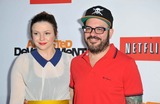 Amber Tamblyn Photo - Amber Tamblyn David Cross attending the Netflixs Los Angeles Premiere of Arrested Development Held at the Tcl Chinese Theatre in Hollywood California on April 29 2013 Photo by D Long- Globe Photos Inc