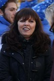 Pat Benatar Photo - Pat Benatar at the 89th Macys Thanksgiving Day Parade 11-26-2015 John BarrettGlobe Photos