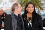 Arnaud Desplechin Photo - Arnaud Desplechin Misty Upham Jimmy P (Psychotherapy of a Plains Indian) Photocall 66th Cannes Film Festival Cannes France May 18 2013 Roger Harvey