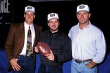 Howie Long Photo - Jim Everett Garth Brooks and Howie Long Photo Lisa Rose - Globe Photos Inc
