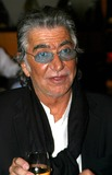 Circo Photo - Roberto Cavalli at Estoria Del Circo on W55th Street  NYC 10132003 Photo by Rick Mackler  Rangefinders  Globe Photosinc Roberto Cavalli