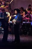Waylon Jennings Photo - George Jones with Waylon Jennings Photo by Lynn McafeeGlobe Photos Inc