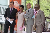 AL ROCKER Photo - Willie Geisttamron Hallmatt Laueral Rocker Jennifer Hudson Performing on NBC todayshow 8-19-2014 John BarrettGlobe Photos