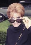 Jill Ireland Photo - Jill Ireland 1967 Photo by Sylvia Norris-Globe Photos Inc
