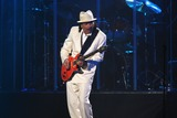 Andre Agassi Photo - Carlos Santana Guitarist Andre Agassis 12th Grand Slam For Children ( Performance ) 10-06-2007 Photo by Graham Whitby Boot-allstar-Globe Photos Inc