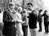 Peter O Toole Photo - Peter Otoole on the Set of My Favorite Year 1982 Supplied by Globe Photos Inc Peterotooleretro