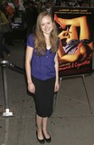 ALLISON PILL Photo - August 2007 - New York NY USA -Allison Pill attends Premiere Screening of John Turturros Romance  Cigarettes Movie at the Clearview Chelsea West Cinema Photo by Anthony G Moore-Globe Photos 2007