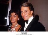 Alan Hunter Photo - Roy Scheider Wife Cynthia Photo by Alan HunterGlobe Photos Inc