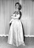 Michele Morgan Photo - Michele Morgan 4-13-1963 Photo by Foto Italia-ipol-Globe Photos Inc