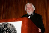 Caroll Spinney Photo - The 59th Annual Christopher Awards Mcgraw-hill Building 04-10-2008 Photos by Rick Mackler Rangefinder-Globe Photos Inc2008 Master Puppeteer Caroll Spinney