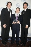 Danny Thomas Photo - I12943CHW19TH ANNUAL PRODUCERS GUILD AWARDS - PRESSROOM  BEVERLY HILTON HOTEL  BEVERLY HILLS CA 020208ROBERT CARLOCK JEFF RICHMOND AND JERRY KUPFER -  WINNERS OF THE DANNY THOMAS PRODUCER OF THE YEAR AWARD IN EPISODIC TELEVISION FOR NBCS 30 ROCKPHOTO CLINTON H WALLACE-PHOTOMUNDO-GLOBE PHOTOS INC