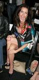 Ashley Paige Photo - Ashley Paige Spring 2006 Collection - Front Row Mercedes-benz Spring 2006 LA Fashion Week Smashbox Studios Culver City CA 10-18-2005 Photo Clintonhwallace-photomundo-Globe Photos Inc Janice Dickinson