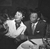 Ava Gardner Photo - Ava Gardnerfrank Sinatra Photo Nate CutlerGlobe Photos Inc