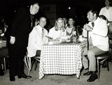 Adam West Photo - Pat Buttrum Richard Crenna with Wife Penni and Adam West 1967 SmpGlobe Photos Inc Richardcrennaretro