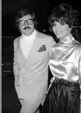 Anthony Newley Photo - Joan Collins with Husband Anthony Newley 6191978 5170 Photo by Phil RoachipolGlobe Photos Inc