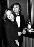 Jacqueline Bisset Photo - Jacqueline Bisset and Michael Sarrazin at Airport Premiere 3191970 1970s Phil RoachipolGlobe Photos Inc