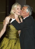 Army Archerd Photo - Army Archerds 50th Year at Daily Variety Gala Beverly Hilton Hotel Beverly Hills LA 2642 Peter Falk and Wife Shera Danese Credit Graham Whitby BootallstarGlobe Photos Inc