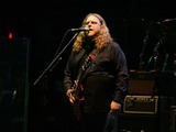 Allman Brothers Photo - The Allman Brothers Perform in Concert at the Beacon Theater in New York on March 10 2011 Warren Haynes photo by Sharon Neetlesglobe Photos Inc