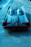 Adam West Photo - the Batmobile From the 60s Adam West Tv Show Batman Supplied by Don DornanGlobe Photos Inc