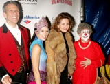 Renee Fleming Photo - Big Apple Circus Opening Night Gala Benefit at Damrosch Park Lincoln Center 11-10-2006 Photos by Rick Mackler Rangefinder-Globe Inc2006 Renee Fleming with Ringmaster Paul Binder  Grandma the Clown and Maria