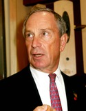 Mayor Bloomberg Photo - Ceo Bob Nardelli to Announce the Home Depot Opening of the First Manhattan Store on Friday (9102004) in New York City 992004 Photo Bymitchell LevyrangefindersGlobe Photos Inc 2004 Mayor Michael Bloomberg