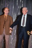 Andy Griffith Photo - Ron Howard with Andy Griffith 1992 L2546 Photo by John Barrett-Globe Photos Inc
