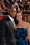Amani Toomer Photo - Amani Toomer and Guest During the 2008 Espy Awards Held at the Nokia Theatre on July 16 2008 in Los Angeles Photo Michael Germana  Superstar Images - Globe Photos