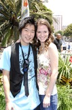 Aaron Yoo Photo - Los Angeles CA June 02 2007 (Ssi) - - Actor Aaron Yoo and Sarah During the Premiere of the New Movie From Columbia Pictures Surfs Up Held at the Mann Village Theater on June 2 2007 in Los Angeles Photo by Michael Germana-Globe Photos