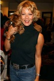 Barbara Niven Photo - Rescue ME Inc Fundraiser Introducing the Donald Jpliner Spring Collection For Dogs Under 20 Pounds Donald Jpliner Storebeverly Hills California 02202004 Photo by Clinton HwallaceipolGlobe Photos Inc 2004 Barbara Niven with Her Dog Lucy