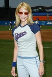 Lori Heuring Photo - Hollywood Stars Baseball Game at Dodger Stadium in Los Angeles CA Lori Heuring Photo by Fitzroy Barrett  Globe Photos Inc 8-10-2002 K25794fb (D)