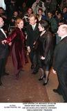 Monica Lewinsky Photo - 0399 Odeon Leicester Sqlondon Sir Ian Mckellen  Monica Lewinsky Gods  Monsters Premiere
