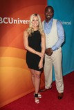 Akbar Gbajabiamila Photo - Akbar Gbajabiamila and Kristian Alfonso Attend Nbcuniversal Press Tour 2015 on August 13th 2015 at the Beverly Hilton Hotel in Beverly HillscaliforniaphototleopoldGlobephotos
