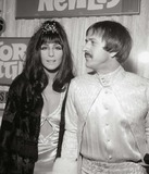 Sonny  Cher Photo - Sonny  Cher Photo Nate CutlerGlobe Photos Inc