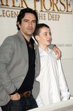 Alex Etel Photo - Ben Chaplin and Alex Etel During the Premiere of the New Movie From Columbia Pictures the Waterhorse Legend of the Deep Held at the Pacific Cinerama Dome on December 8 2007 in Los Angeles Photo Jenny Bierlich - Globe Photos 2007