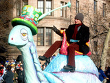 Andy Lawrence Photo - Andy Lawrence K27572jbb Sd1128 the 2002 76th Annual Macys Thanksgiving Day Parade in New York City Photo Byjohn BarrettGlobe Photos Inc