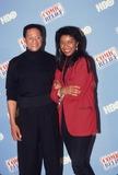 Al Jarreau Photo - AL Jarreau with Natalie Cole the Comic Relief 1990 K15382kj Photo by Kelly Jordan-Globe Photos Inc