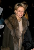 Anne Bass Photo - Ann Bass K28919jbb Sd0211 2003 Fall Fashion Week Bill Blass Fashion Show in New York City Photo Byjohn BarrettGlobe Photos Inc
