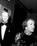 Fred Astaire Photo - Fred Astaire with His Sister Adele Astaire A3045 1988 Photo by Nate Cutler-Globe Photos Inc