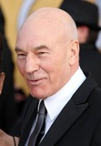 Patrick Stewart Photo - Patrick Stewart Actor 17th Annual Screen Actors Guild Awards (Arrivals) Held at the Shrine Auditorium Los Angeles CA January 30 - 2011 photo Graham Whitby Boot-allstar - Globe Photos Inc
