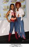 Train Photo - Soul Train Lady of Soul Awards at Santa Monica Civic Auditorium CA Mary Mary Photo by Fitzroy Barrett  Globe Photos Inc 8-28-2001 K22734fb (D)