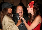 Jessica James Photo - Traci Bingham Website Launch Party at the Spider Club Hollywood CA 101304 Photo by ClintonhwallaceipolGlobe Photos Inc 2004 Traci Bingham Ron Jeremy and Jessica James