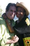 Altovise Davis Photo - Hugh Obriens 80th Birthday Celebration Benedict Canyon Beverly Hills CA 06-23-2005 Photo ClintonhwallacephotomundoGlobe Photos Inc Hugh Obrien and Altovise Davis - Widow of Sammy Davis Jr