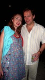 John Currin Photo - Art Basel-miami Out and About John Currin and Wife at Visionaire Party-raleigh Hotel 12-04-2008 Photo by Rose Hartman-Globe Photos Inc 2008