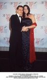 Nicole Miller Photo - K20532SMO QUEEN  NOOR OF JORDAN MIKHAIL GORBACHEV AND SIR PAUL McCARTNEYHONORED  AT THE ANGEL BALL IN  THE MARRIOTT MARQUIS HOTEL NYC 11302000MARC  ANTHONY (WEARING  ARMANI)  WITH WIFE DAYANARA MUNIZ (WEARING  NICOLE MILLER)PHOTO BY SONIA MOSKOWITZGLOBE PHOTOS INC  2000